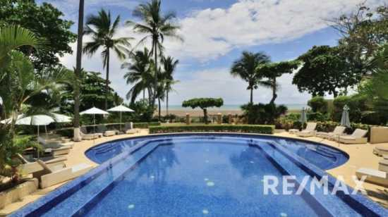 Oceanfront Jaco Beach Acqua Condo | $235,0000 with Seller Financing!