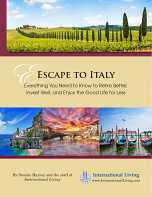 Escape to Italy: Everything You Need to Know to Retire Better, Invest Well, and Enjoy the Good Life