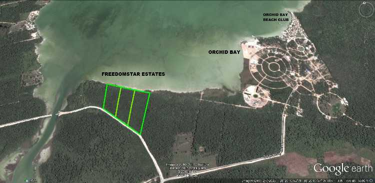 Ocean Front Acreage For Sale