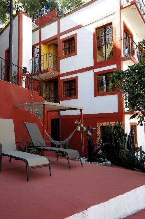 4 Unit Apartment Building for Sale in Guanajuato City, Mexico