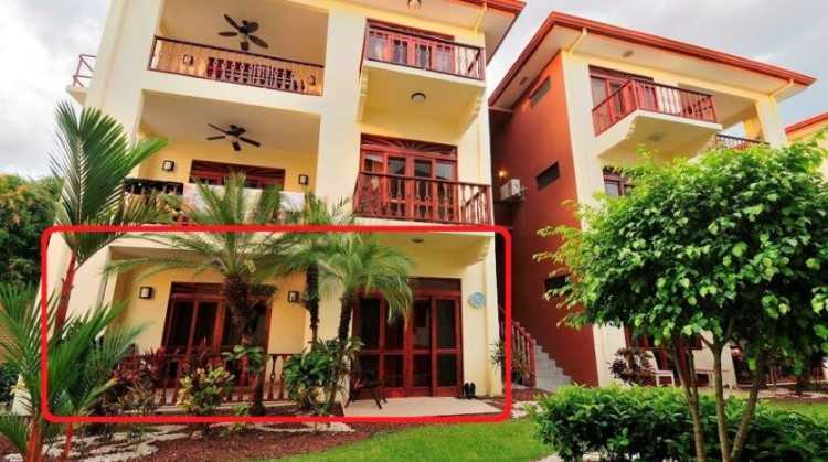 Costa Rica Fully Titled Beachfront Condo